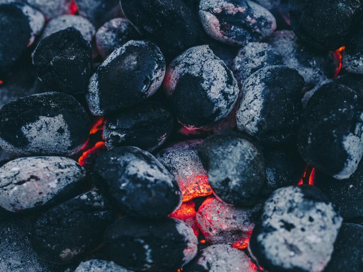 basic bbq shopping list - bad coals