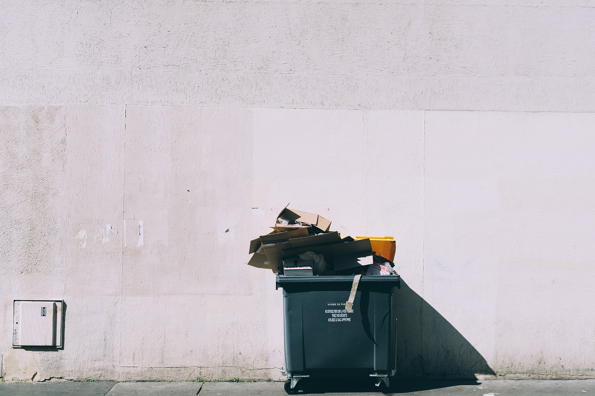 basic bbq shopping list - cleanup