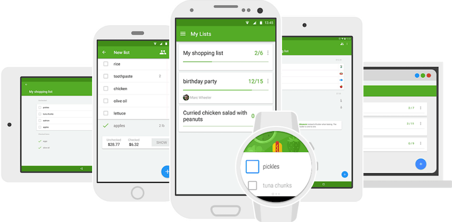 Listonic - Shopping list that syncs across many devices