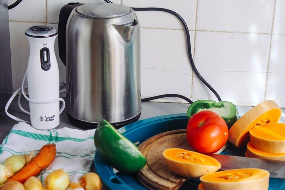 College Dorm kitchen Essentials