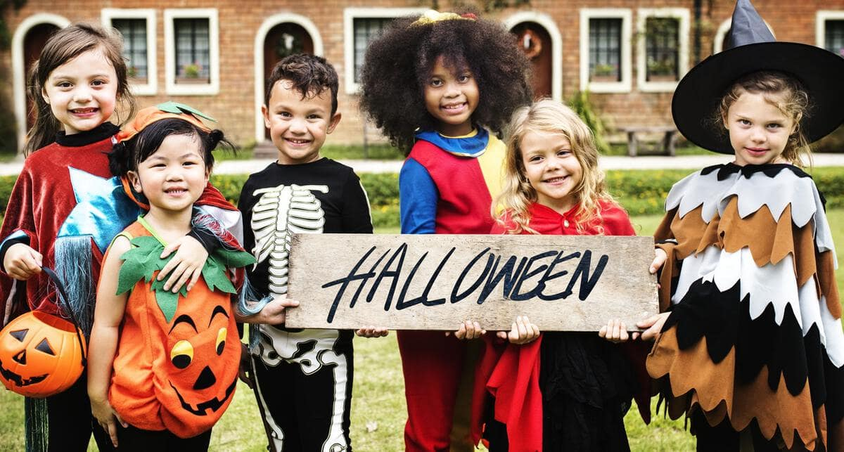 Halloween Kids Decorations