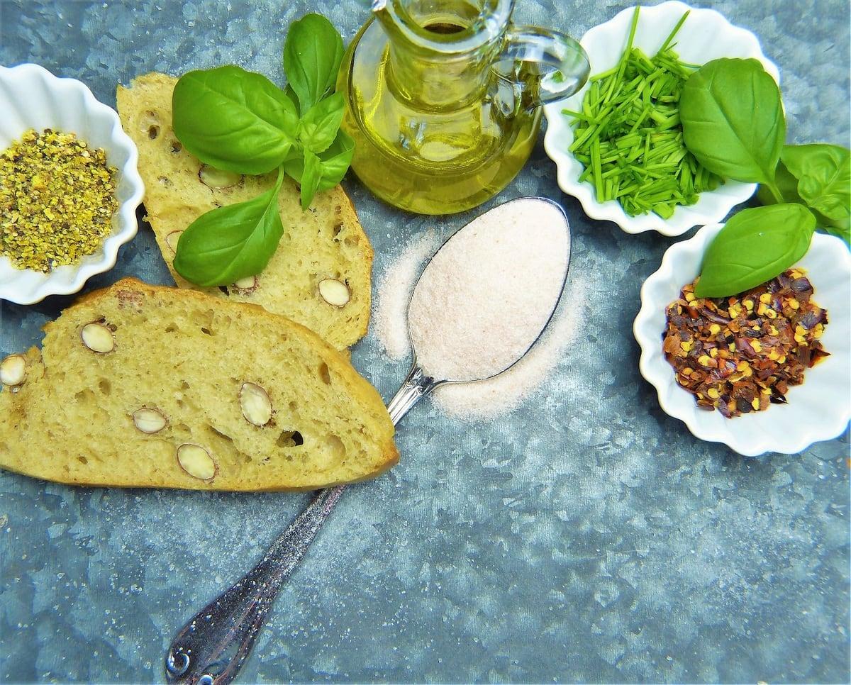 Mediterranean diet shopping list - Overview