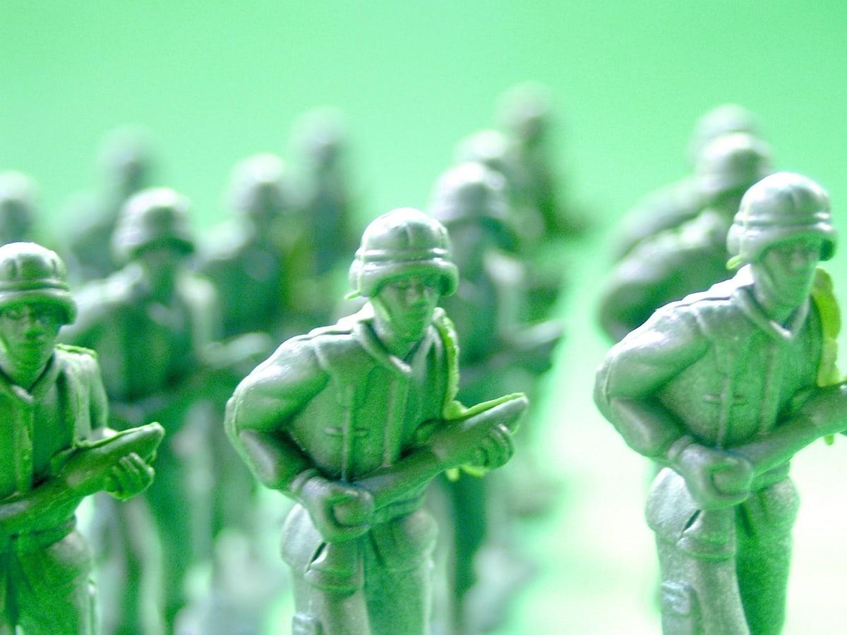 military diet shopping list - military