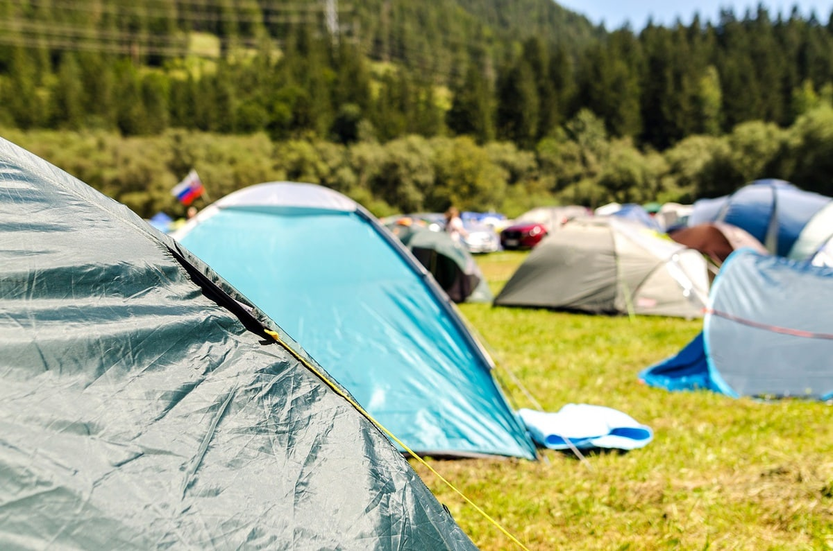 Music Festival Packing List camping essentials