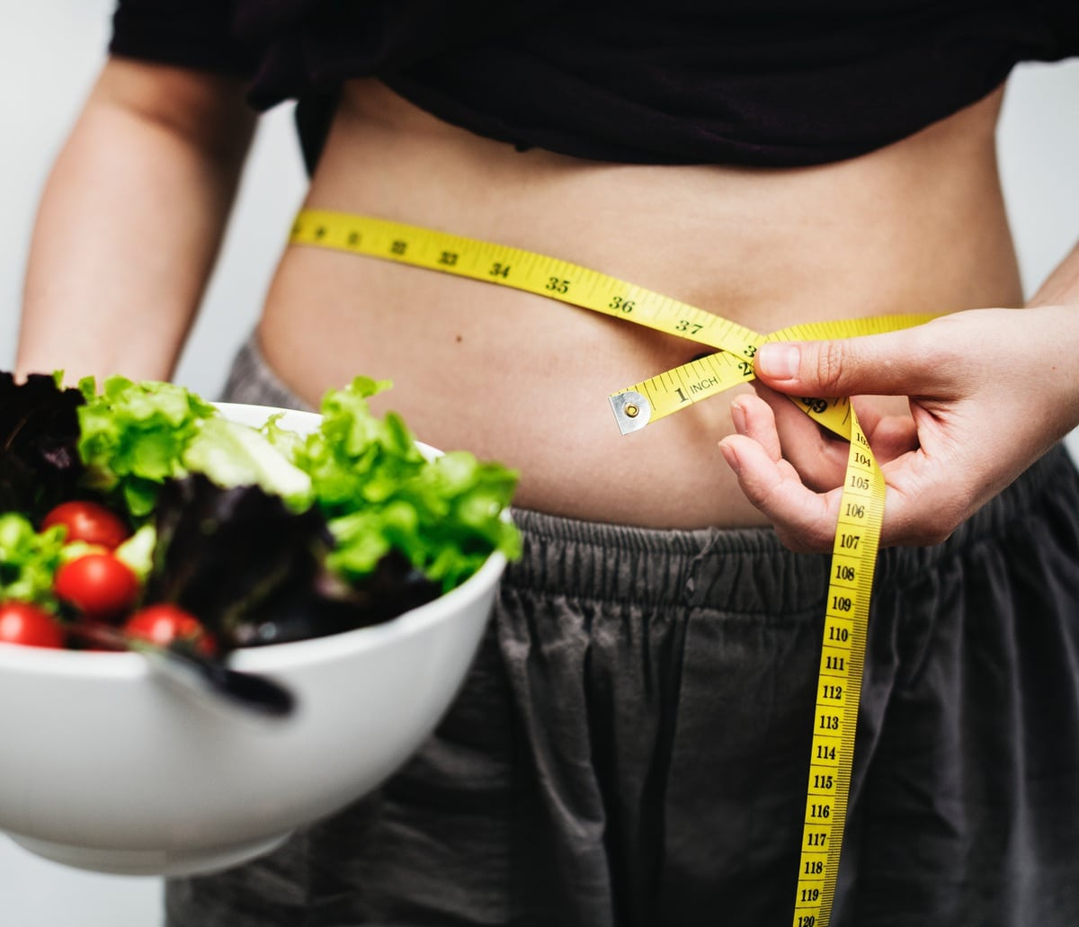military diet shopping list - lose weight