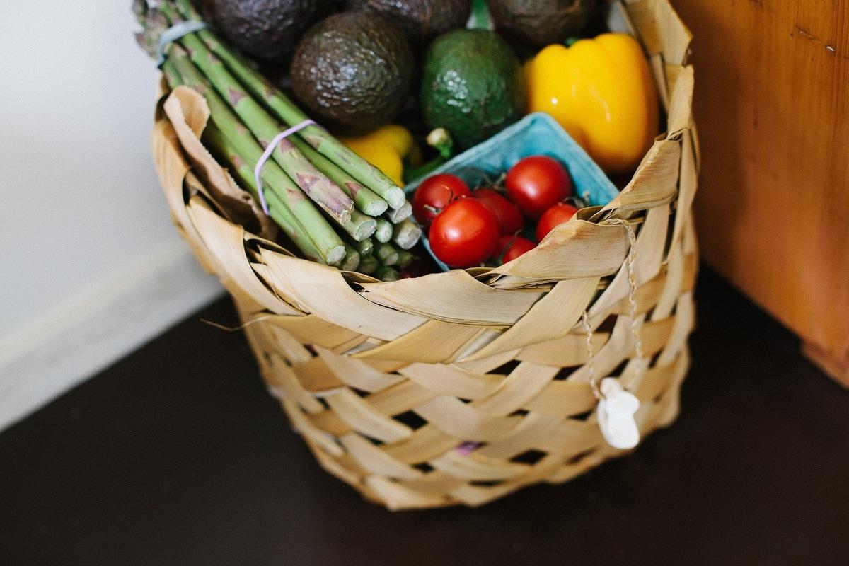 basic grocery list - list