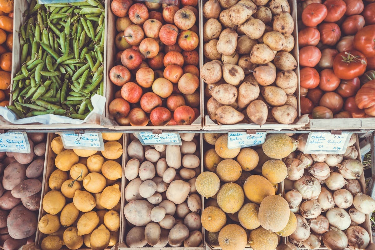basic grocery list - explained