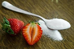 planetary diet shopping list - sugar