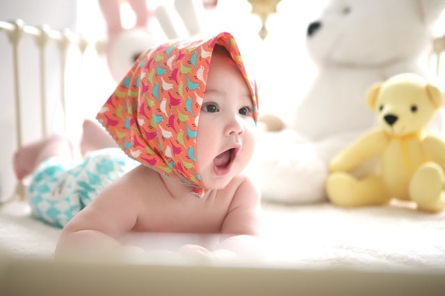 lista zakupów dla niemowlaka