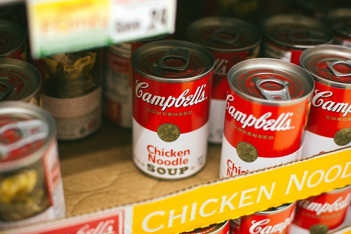 canned food list - featured