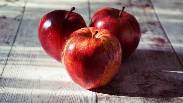 jak przechowywać jabłka