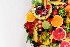 healthy snack ideas - fresh fruit
