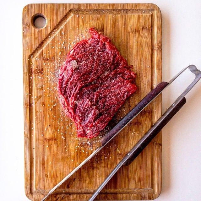 zastępowanie mięsa