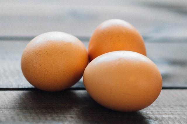 przechowywanie jaj