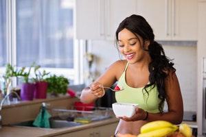 healthy breakfast grocery list - healthy