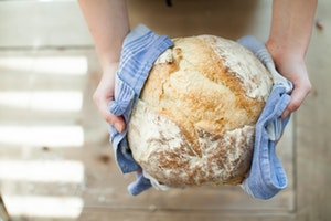 pantry shopping list - bread