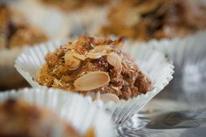 healthy breakfast grocery list - muffins
