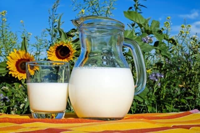 mleko czym zastąpić
