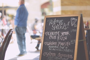 paleo shopping list - menu