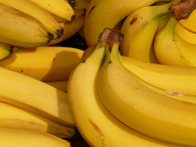how to store bananas - freezer