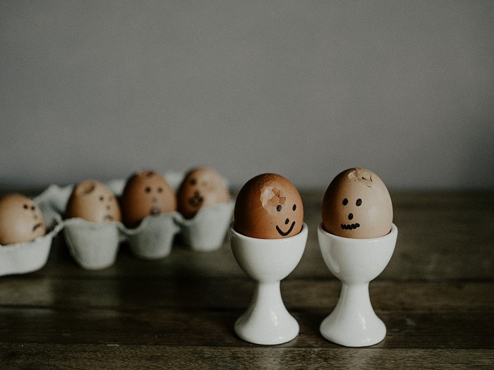 boiled egg diet shopping list - eggselent
