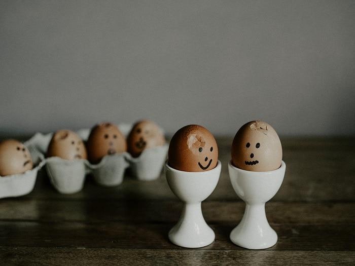 boiled egg diet shopping list - eggselent