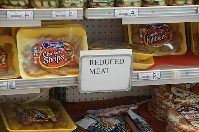 how to save money on groceries - reduced