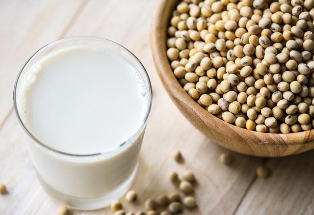 soja - zastępowanie mleka
