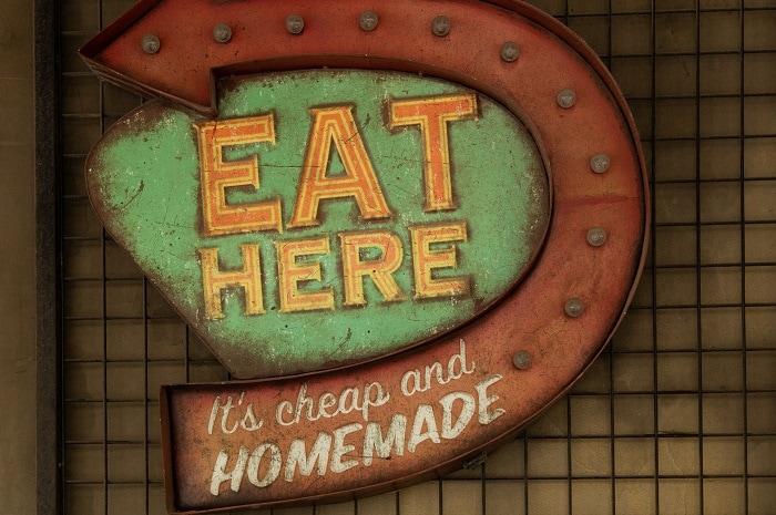 cheap grocery list - cheap eats