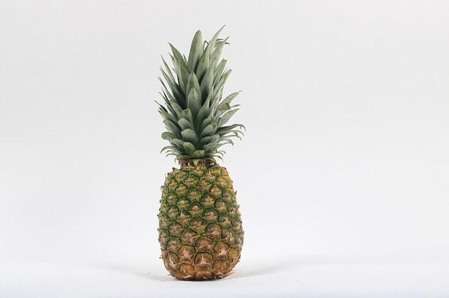 dojrzały ananas