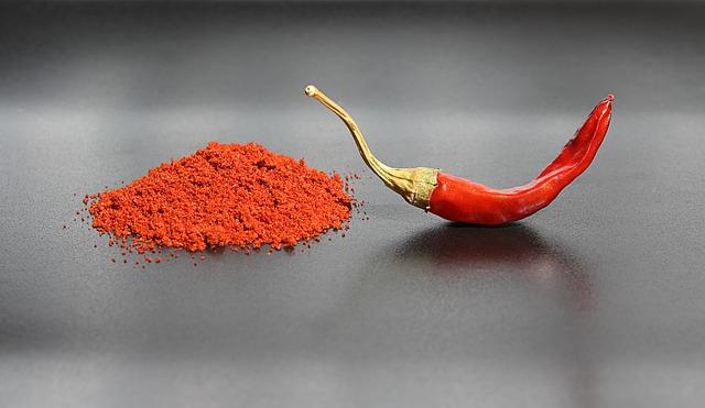 chili przyprawa