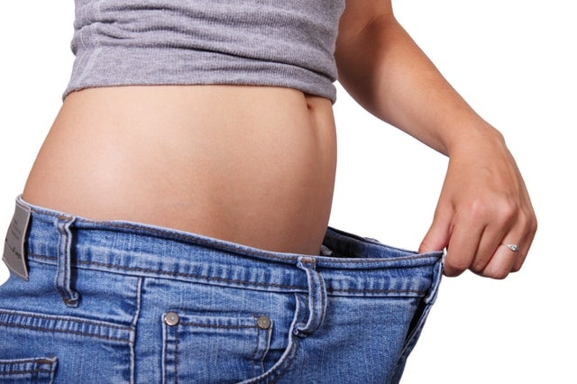 wpływ diety na ciało