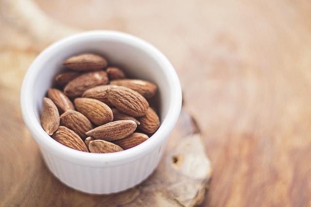 food calories list - nuts