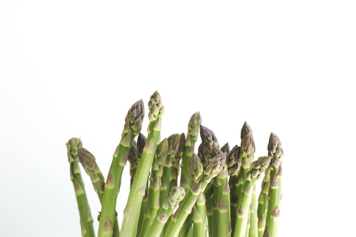How to store asparagus - go bad