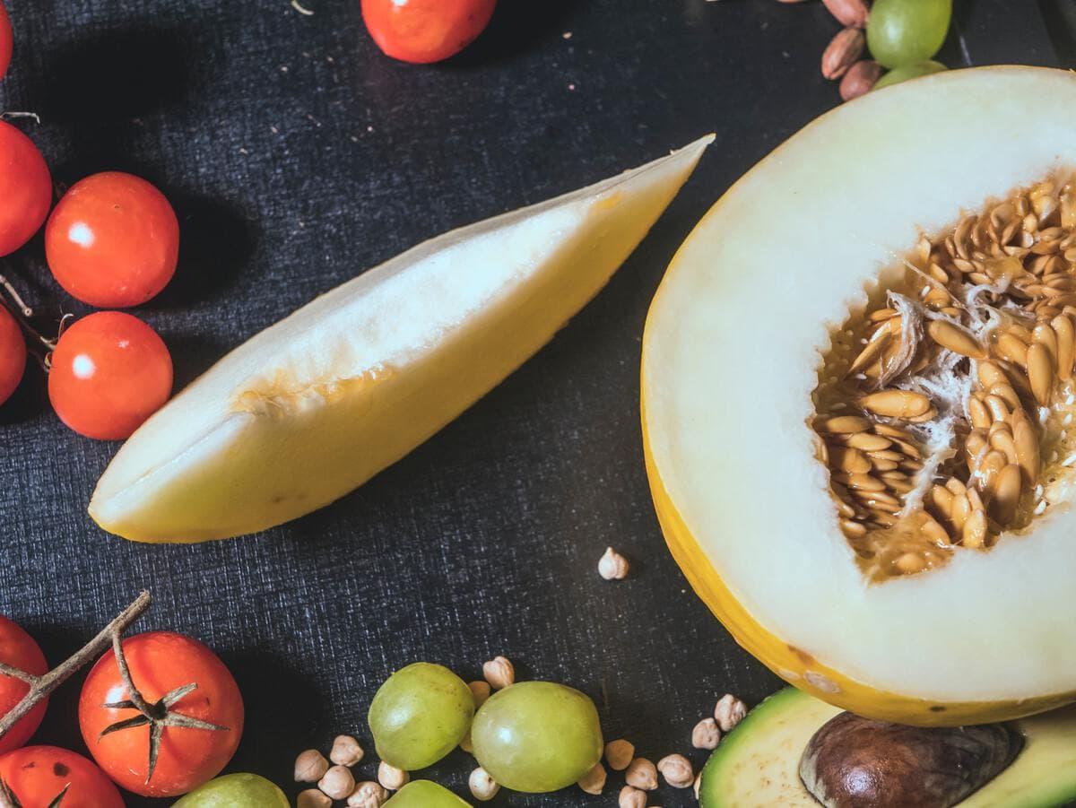 foods high in potassium - more potassium than bananas