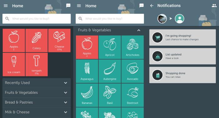 Bring! - best shopping list apps